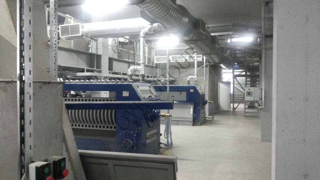 Проектирование вентиляции в цехе завода