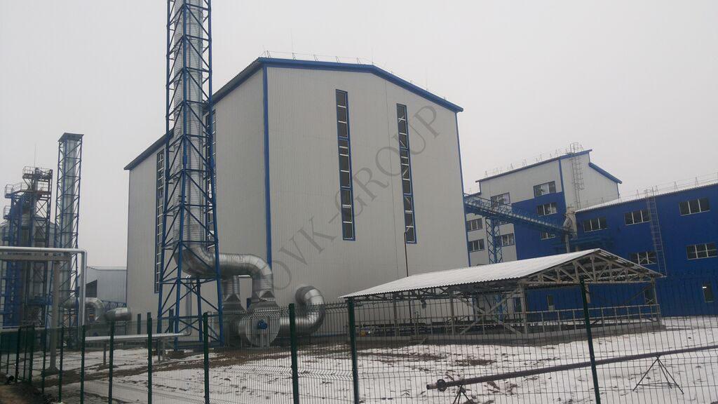 Проектирование системы вентиляции на заводе