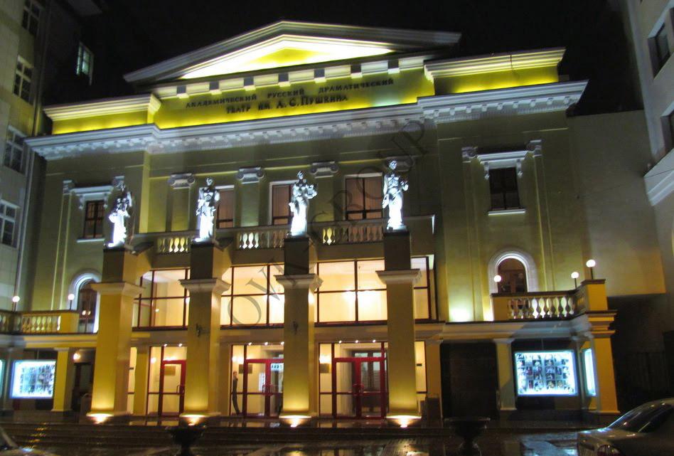 Проектирование кондиционирования зала театра на основе чиллера