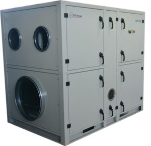 осушитель воздуха для промышленных помещений
