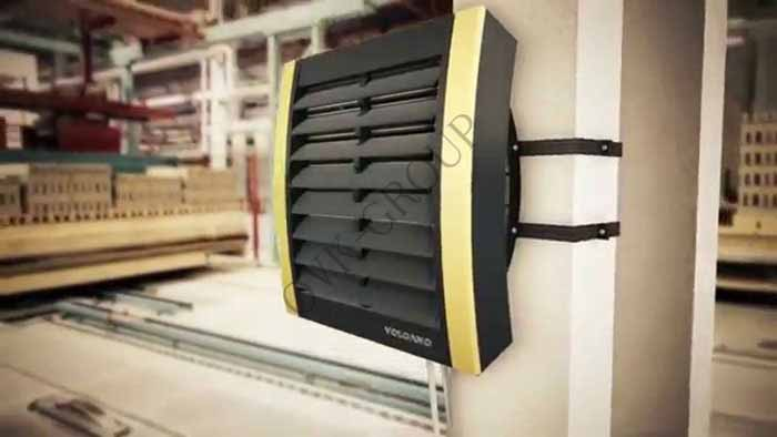 Проектирование и монтаж систем воздушного отопления
