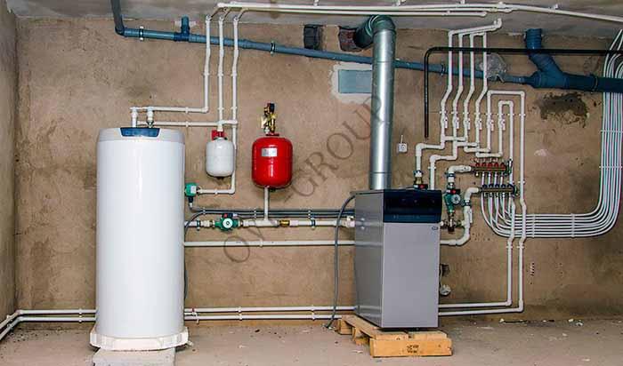 Проектирование и монтаж систем отопления в частном доме