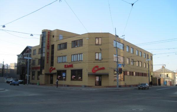Торгово-офисный комплекс Смак проспект Гагарина