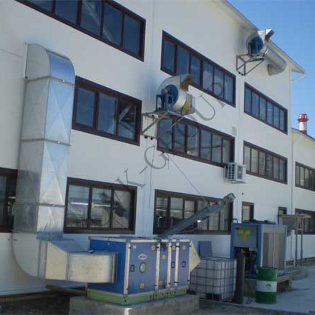 Проектирование климатичеких систем больницы