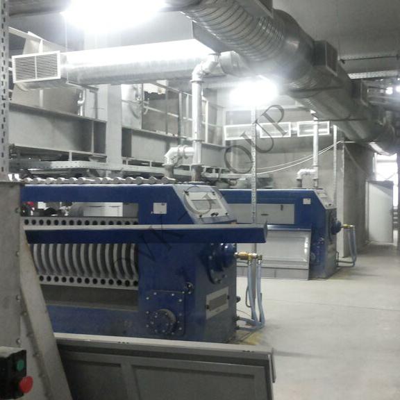 Проектирование климатичеких систем цеха