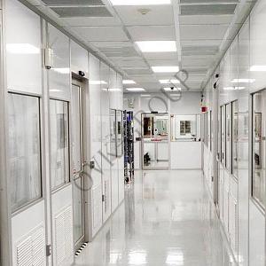Проектирование климатичеких систем чистого помещения