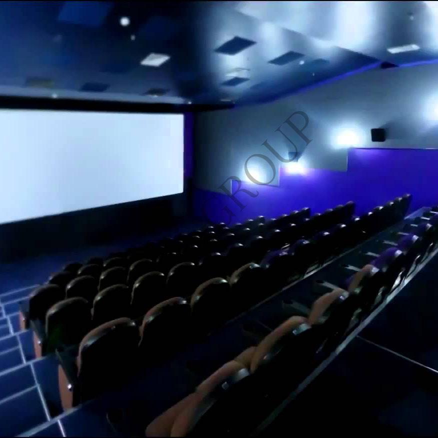 Проектирование климатичеких систем кинотеатра