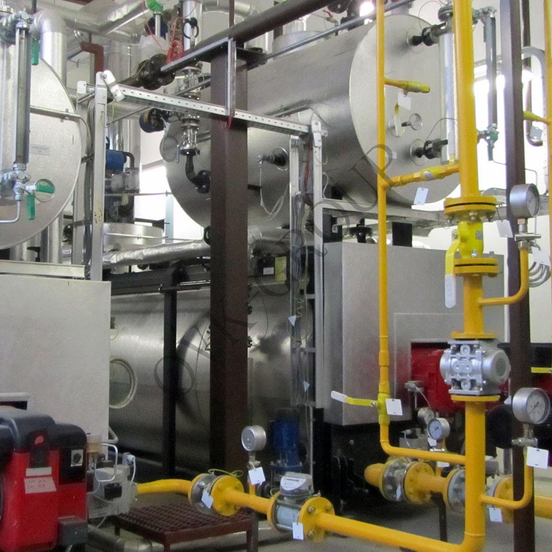 Проектирование климатичеких систем котельной