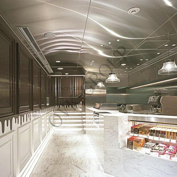Проектирование климатичеких систем продовольственного магазина