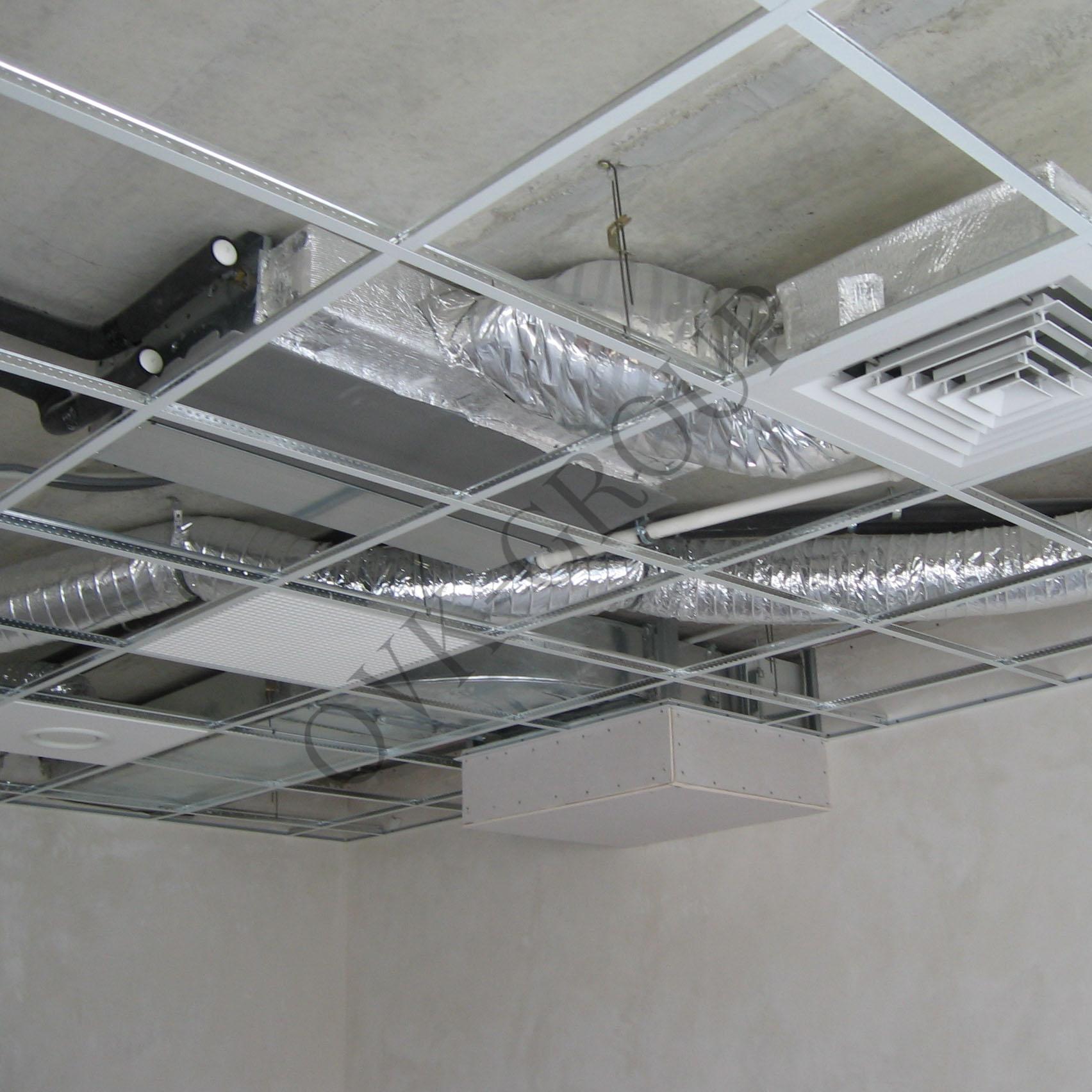 Проектирование климатичеких систем офиса