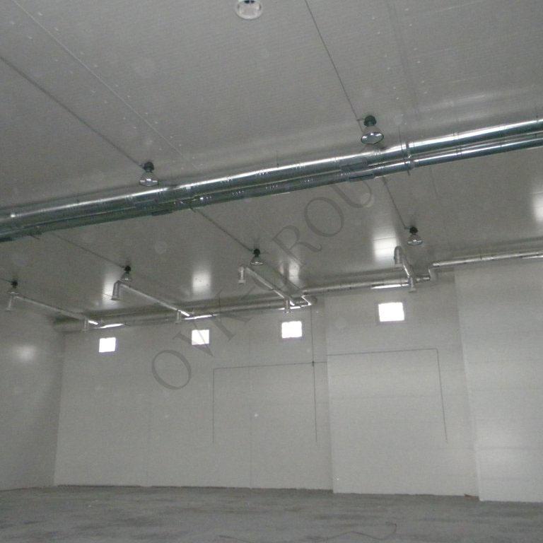 Проектирование климатических систем пищевого склада