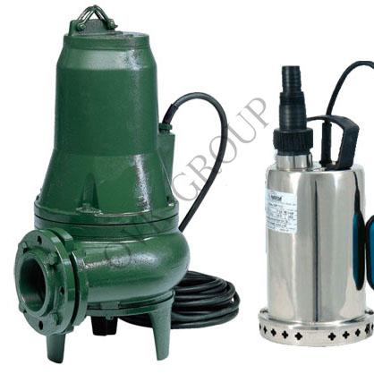 Оборудование для канализации насос
