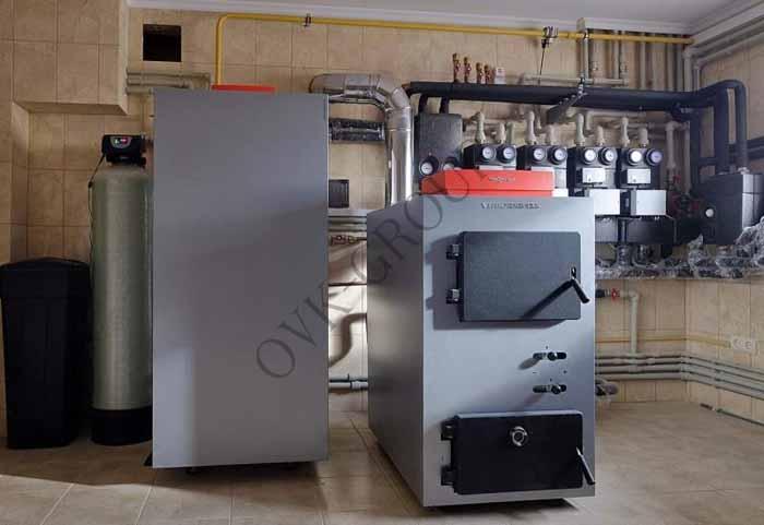 Проектирование и монтаж топочных в системах отопления коттеджа