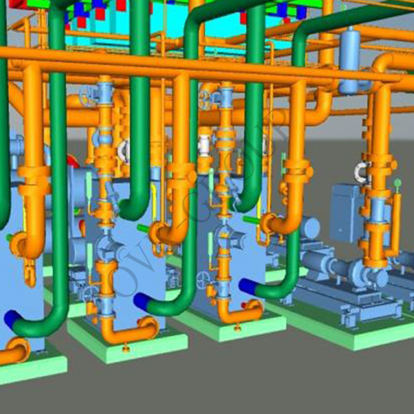 Проект теплообменного узла системы гвс промышленного здания