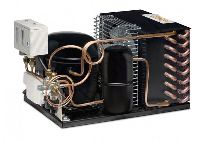 Холодильный агрегаты в проектировании холодоснабжения