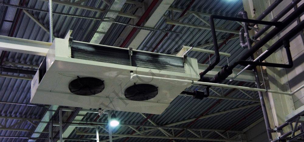 Оборудование используемое в проектах промышленного холодоснабжения