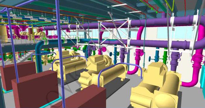 Проектирование холодоснабжения промышленного здания