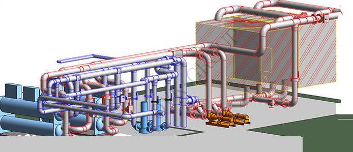 Проект холодоснабжения промышленных обьектов