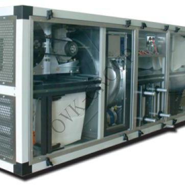Оборудование для вентиляции приточно-вытяжная установка