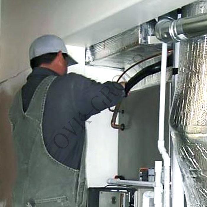 Сервис систем энергосбережения