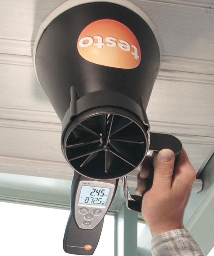 Аудит систем кондиционирования и вентиляции