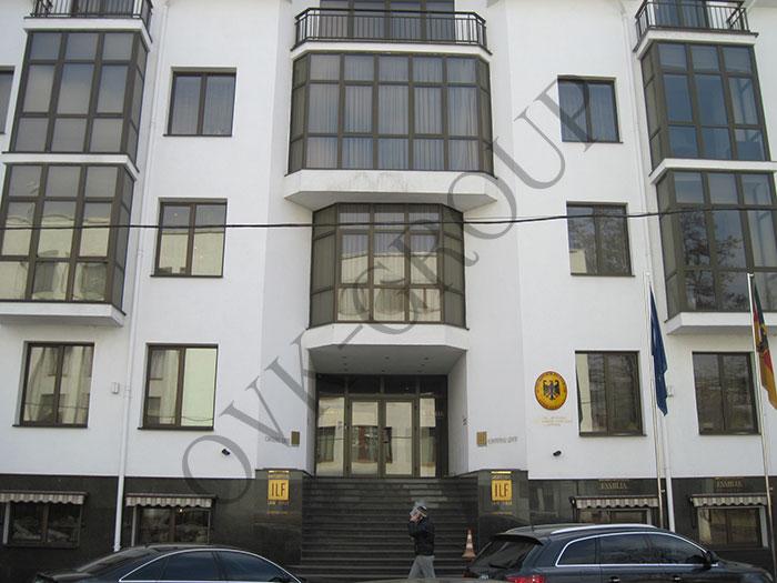 Проектирование и монтаж вентиляции офисного здания