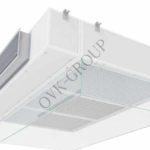 Ламинарный воздухораспределитель для системы местной приточной вентиляции