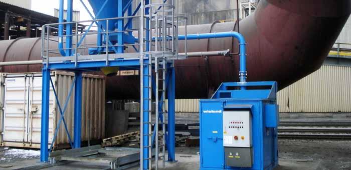 Проектирование и монтаж систем аспирации воздуха на производстве