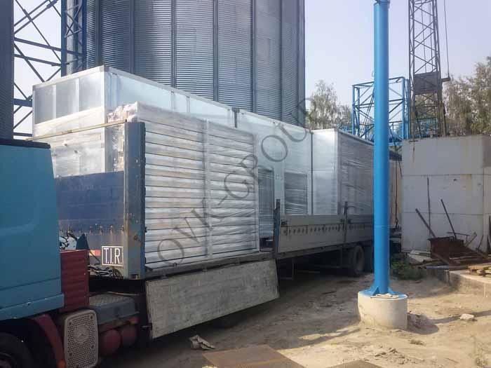 Монтаж оборудования систем промышленной вентиляции