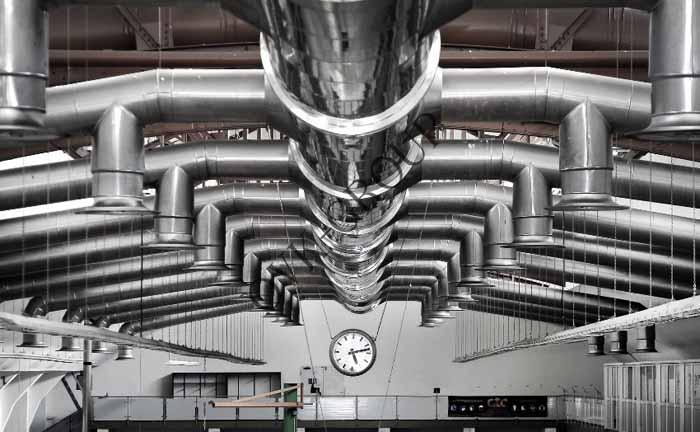 Проектирование вытяжной общеобменной вентиляции
