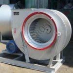 Вентилятор дымоудаления для пожарной вентиляции