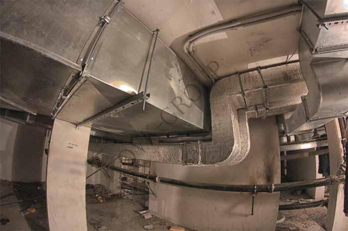 Проектирование и монтаж аварийной вентиляции на производстве