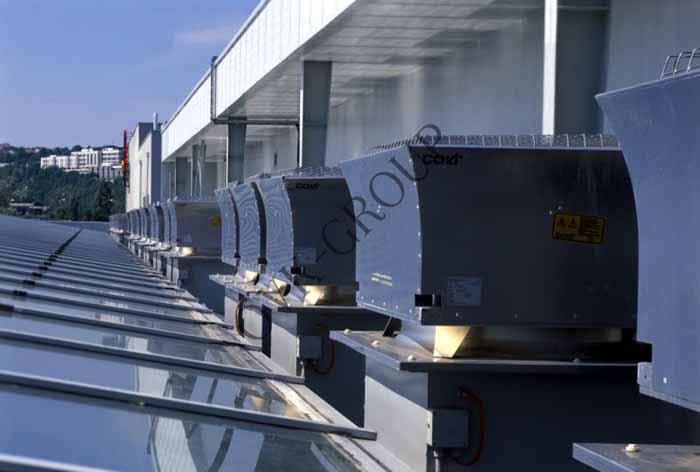 Проектирование и монтаж системы дымоудаления в промышленном здании
