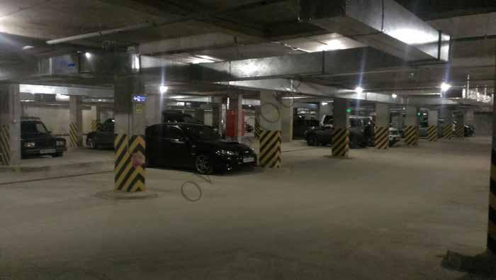 Проектирование и монтаж системы дымоудаления паркинга