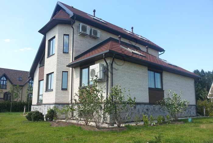 Проектирование и монтаж сплит систем для кондиционирования коттеджа и загородного дома