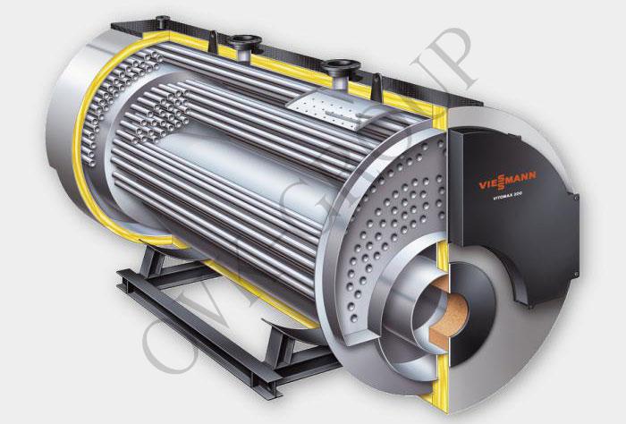 Проектирование систем промышленного отопления и теплового оборудования