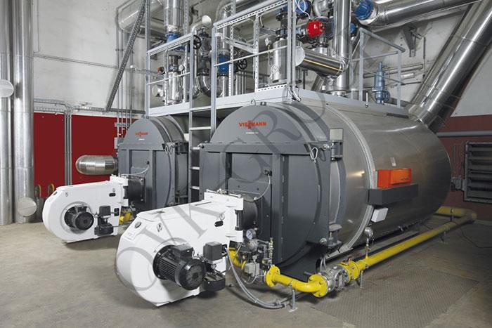 Проектирование и монтаж промышленных котлов и теплового оборудования