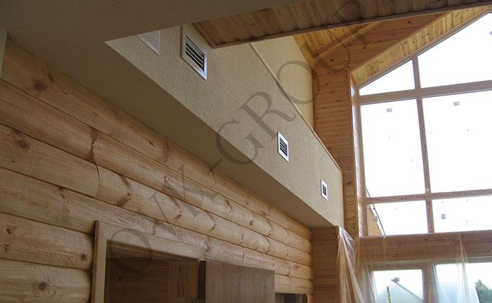 Проектирование воздушного отопления в загородном доме