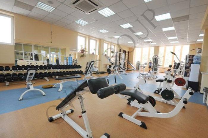 Проектирование и монтаж вентиляции и кондиционирования фитнес-центра