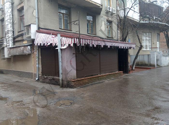 Проект и монтаж системы вентиляции зала кафе в Харькове