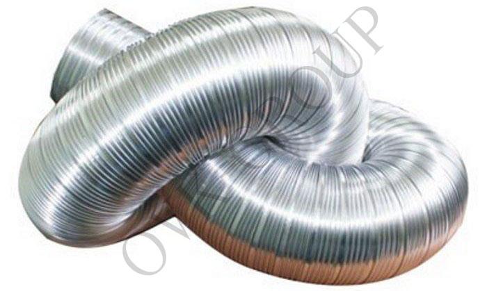 Гибкие воздуховоды для вентиляции квартиры