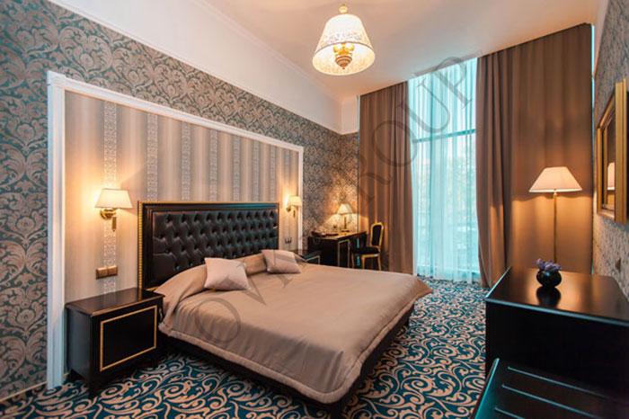 проект вентиляции и кондиционирования гостиницы
