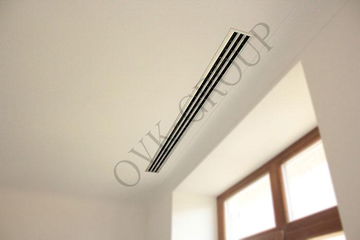 проектирование систем вентиляции коттеджа