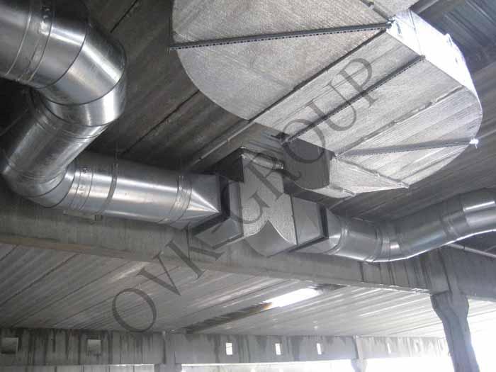 проектирование отопительных систем в торговых комплексах